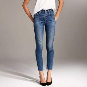 Denim Forum Yoko High Rise Slim